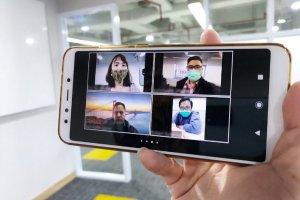 Penggunaan Video Conference Meningkat di Tengah Pandemi Corona