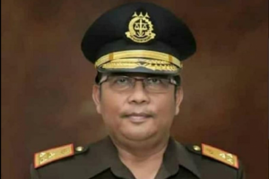 Wakil Jaksa Agung Arminsyah