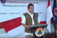 Ketua Tim Pakar Gugus Tugas Penangan Covid-19 Wiku Adisasmito
