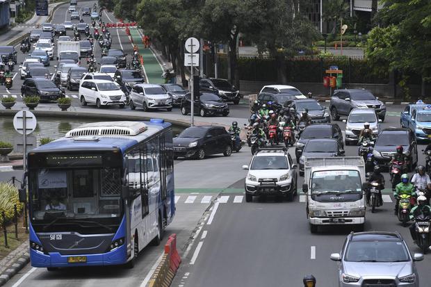 Psbb Diperpanjang Jakarta Bebas Ganjil Genap Hingga 22 Mei Nasional Katadata Co Id