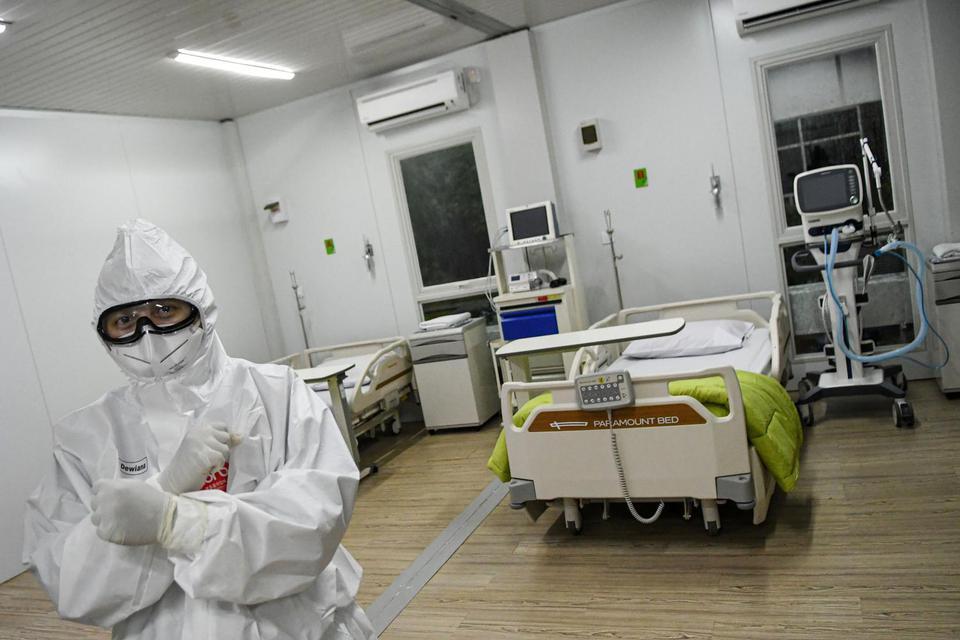 perhimpunan dokter, rumah sakit rujukan, alat pelindung diri, virus corona, pandemi corona, covid 19