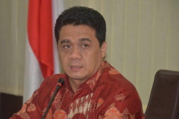 wakil gubernur dki jakarta positif covid, ahmad riza patria positif virus corona, virus corona, covid-19