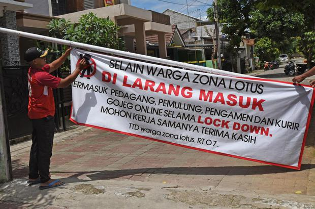 Bakal Ajukan PSBB, Pemprov Banten Masih Tunggu Data dari Tangerang.