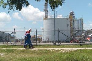 Fasilitas Gas Pertamina di Blora Setelah Terbakar