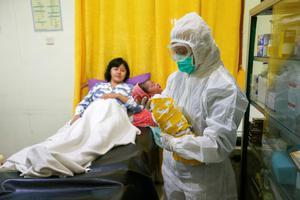 HEALTH-CORONAVIRUS/INDONESIA