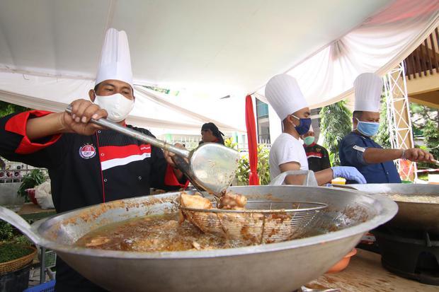 Makanan Siap Masak di Tokopedia, Shopee, Gojek Diminati Saat Pandemi