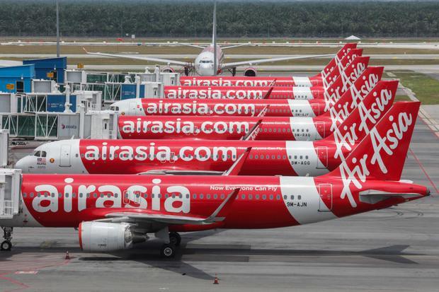 Ilustrasi, armada pesawat AirAsia. Maskapai AirAsia berhasil mencatatkan penjualan harian tertinggi usai beroperasi kembali, sebanyak 41.000 kursi terjual dalam sehari pada 23 Juni 2020.