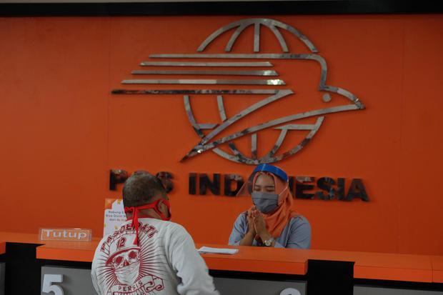 Pos Indonesia, Logistik, BUMN, Pandemi Corona, Digital,