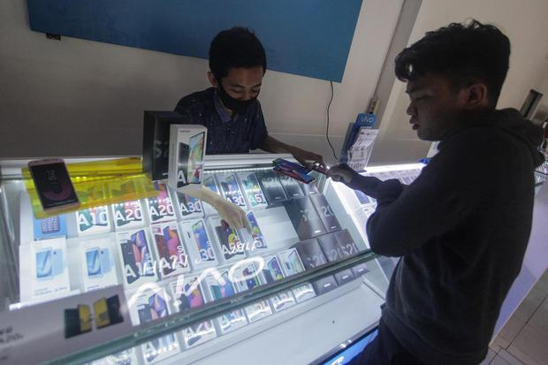 Ada Kasus PS Store, Pemerintah Masih Siapkan Alat Blokir Ponsel Ilegal