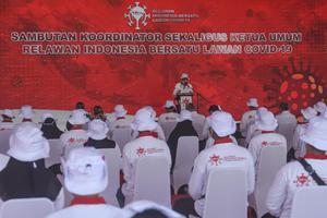 GERAKAN NASIONAL INDONESIA BERSATU LAWAN COVID-19