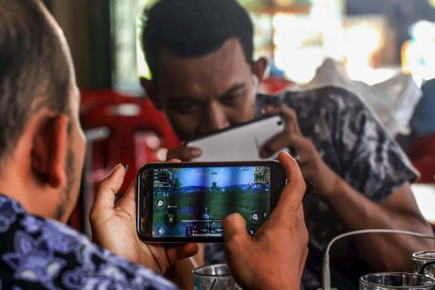 Industri Gim Indonesia Tumbuh 20% Efek Pandemi Corona