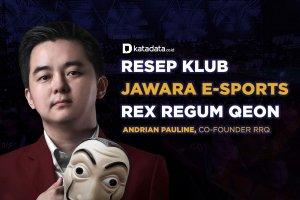 Resep Jawara Klub E-sports