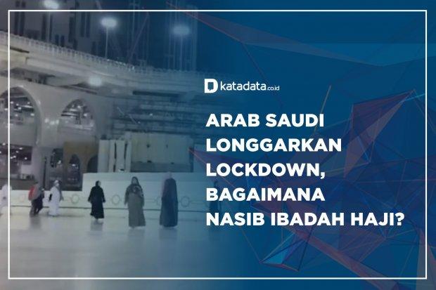Arab Saudi Longgarkan Lockdown, Bagaimana Nasib Ibadah Haji?