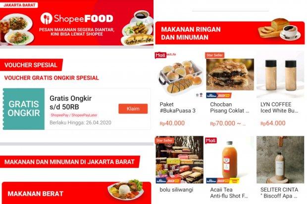 Cara Daftar Shopee Food sebagai Merchant dan Driver