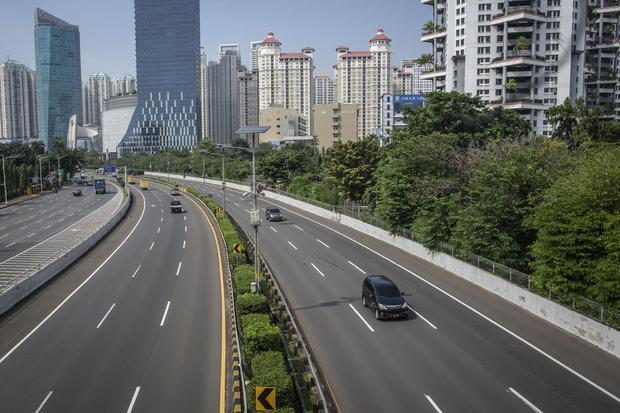 PSBB di Jakarta Dinilai Efektif, Corona Dapat Berhenti