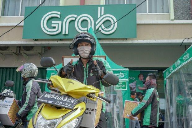 Grab Beri Mitra Pengemudi Pinjaman Bunga 0% untuk Mulai Usaha Warung