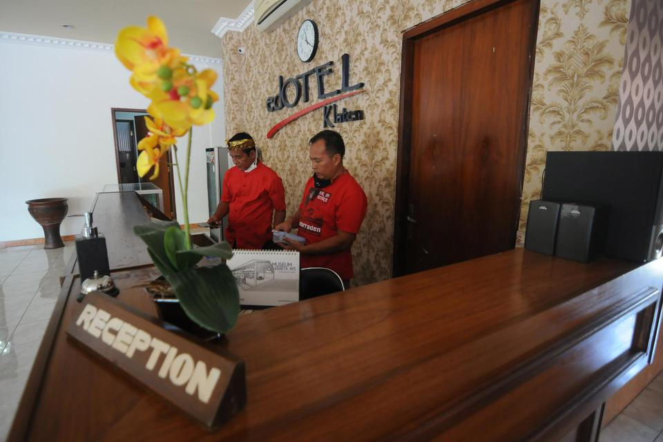 New Normal, Tamu Hotel yang Menginap Wajib Isi Deklarasi Perjalanan.