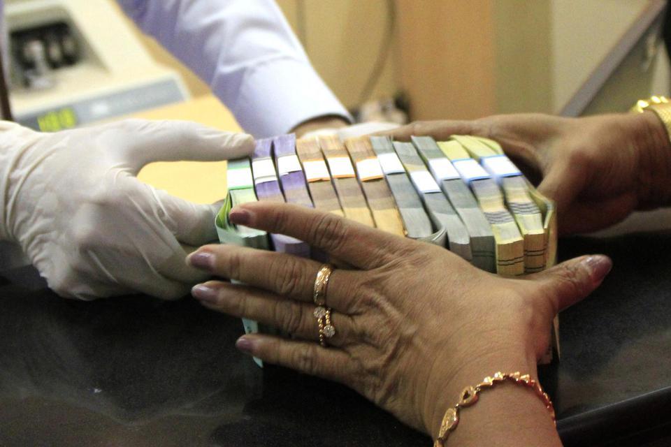 Bank Indonesia, penyaluran kredit, kredit, pandemi corona, virus corona, pertumbuhan kredit