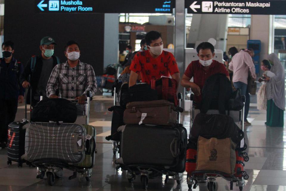 PT Angkasa Pura II mengeluarkan prosedur baru keberangkatan untuk bandara yang dikelolanya, termasuk Soekarno-Hatta.