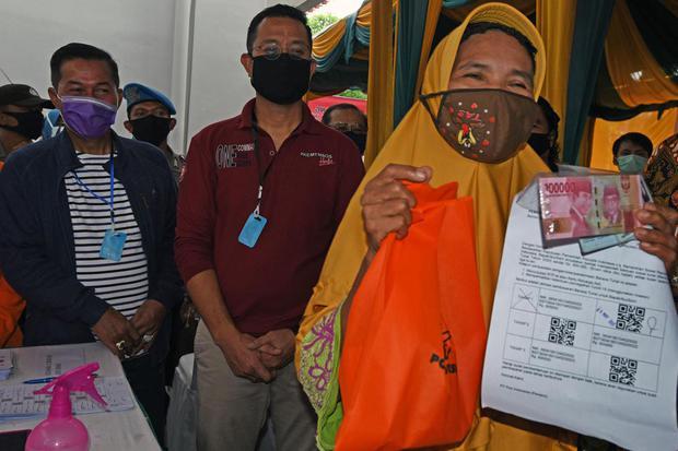bantuan sosial tunai, bansos tunai, bansos covid-19, pandemi corona