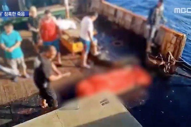 Dua ABK Loncat dari Kapal Tiongkok, Korban Kerja Paksa Kian Bertambah.