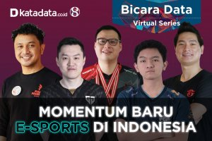 Bicara Data: Momentum E-sports di Indonesia
