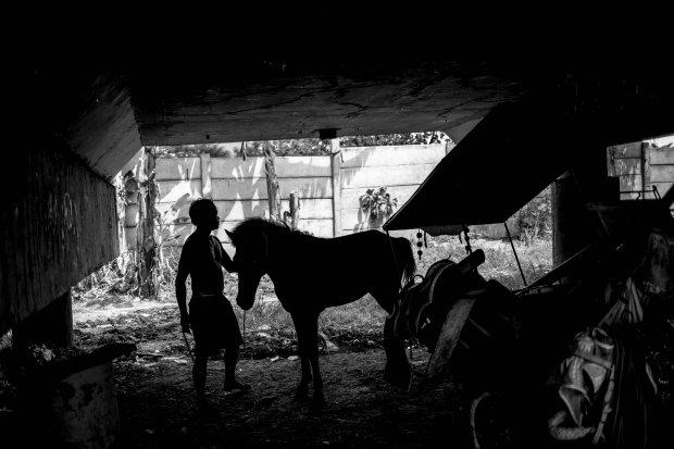 Kereta Kuda Yang Terlupakan
