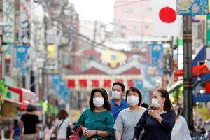 HEALTH-CORONAVIRUS-JAPAN