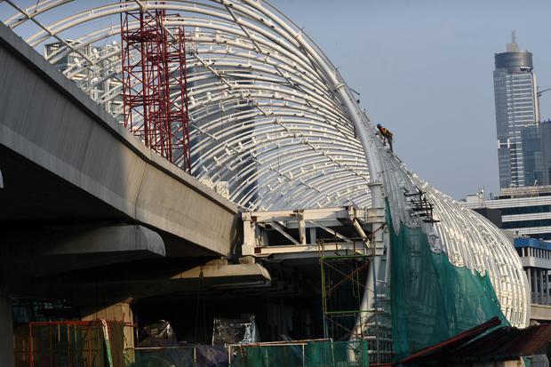 Adhi Karya, BUMN, Infrastruktur