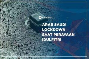 Arab Saudi Lockdown Saat Perayaan Idulfitri