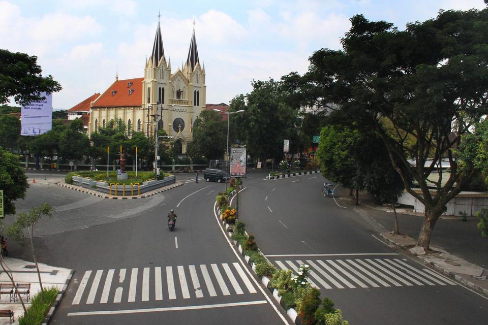 Tekan Kasus Covid-19, Gugus Tugas Usulkan Penerapan PSBB Per Pulau.