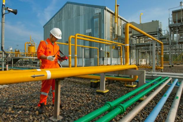 PGN, Pertamina, pasokan gas, tiga hub, PLN