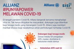 Allianz #Punyapower Melawan Covid-19