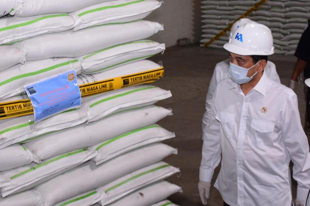 Satgas Pangan Tindak 17 Distributor Gula Nakal selama Pandemi Covid-19.