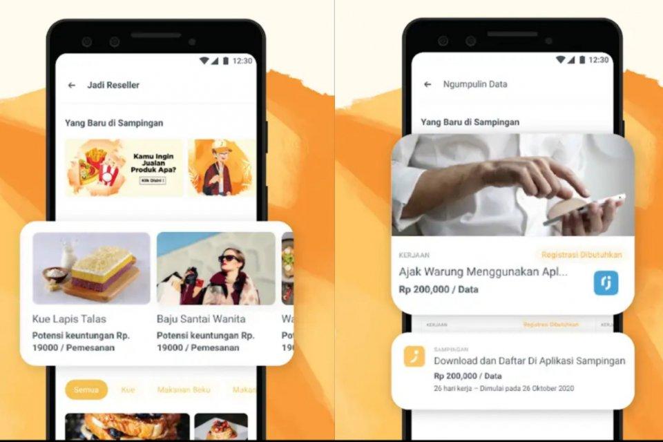 Marak PHK, Pengguna Layanan Startup Penyedia Kerja Sampingan Melonjak
