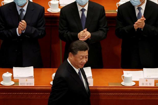 CASS Tiongkok Bakal Fokus dengan Ekonomi Domestik untuk Kurangi Pengaruh AS - Berita Katadata.co.id