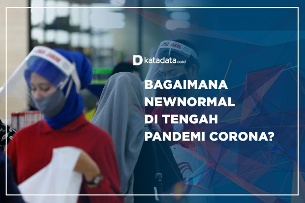 Bagaimana New Normal di Tengah Pandemi Corona?