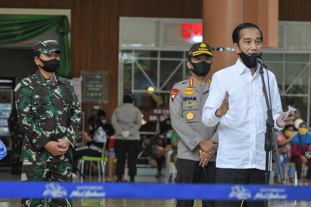 TNI, Polri, kejahatan, Jokowi, joko widodo, presiden Joko widodo