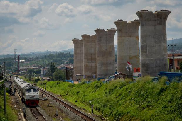 proyek kereta cepat, kereta cepat jakarta bandung, kereta cepat jakarta surabaya, pandemi corona