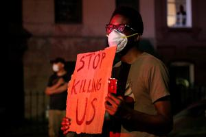 MINNEAPOLIS-POLICE/PROTESTS-NEW YORK