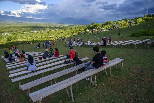 Cegah Corona, Pemerintah Berlakukan Protokol Kesehatan di Wisata Alam.