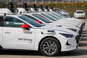 YANDEX-DRIVERLESS