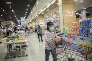 Kesiapan Mall dan Pasar Tradisional Jelang New Normal