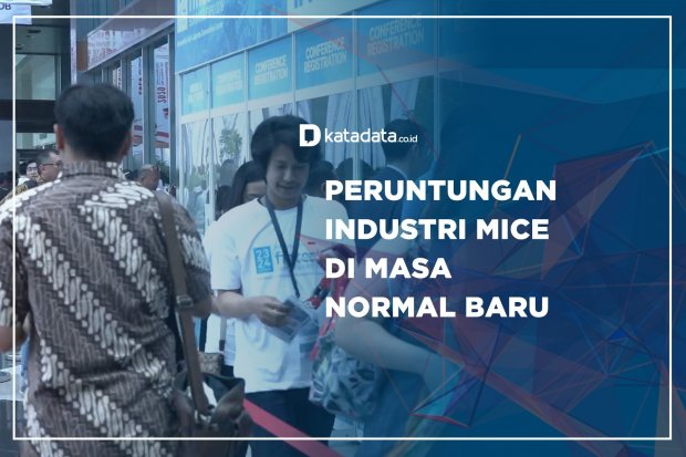 Peruntungan Industri Mice di Masa Normal Baru