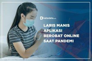 Laris Manis Aplikasi Berobat Online Saat Pandemi