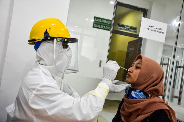 Laboratorium Prodia Kini Layani Pemeriksaan Pcr Covid 19 Nasional Katadata Co Id