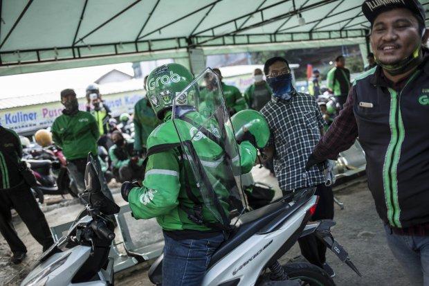 Ojek Online Tak Bisa Angkut Penumpang di 66 RW Jakarta, Ini Daftarnya