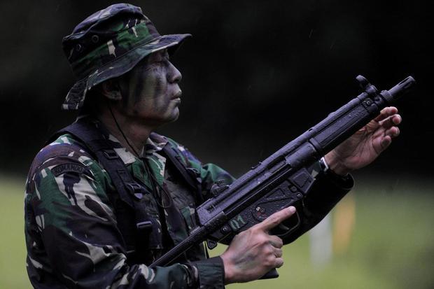 MANTAN KSAD JENDERAL TNI (PURN) PRAMONO EDHIE WIBOWO BERPULANG