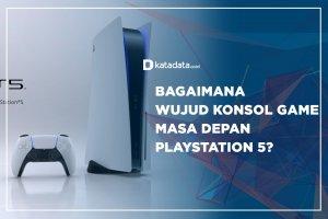 Bagaimana Wujud Konsol Game Masa Depan PlayStation 5?
