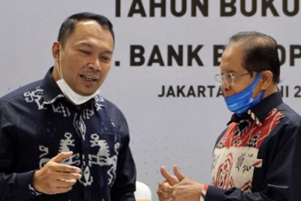 Ilustrasi, Direktur Utama PT Bank Bukopin Tbk Rivan Achmad Purwantono. Bank Bukopin akan segera merealisasikan penawaran umum terbatas kelima (PUT V) dengan skema rights issue.